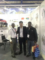 2017 South Africa auto parts International Exhibition