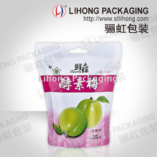 Rotogravure Print Food Packaging Bag For Dry Fruit