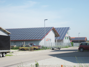 "<span style=""color:#FFFFFF;"">PV Roof Installation<br> Module Manufacturer: Toenergy Solar<br> Total Capacity: 150kw <br> Date of Establishment:December,2012<br> Location: Hodonin, Czech</span>"