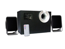 Multimedia Speaker, Read USB and SD Card W Remote Control