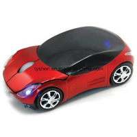 USB Mouse of Car Shape Like Porsche