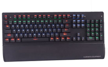 Mechanical Gaming Keyboard for PC with Rainbow