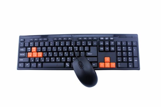 USB Keyboard and Mouse Combo (KMW-030)