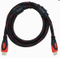 HDMI Cable with Two Maget Shield Rings