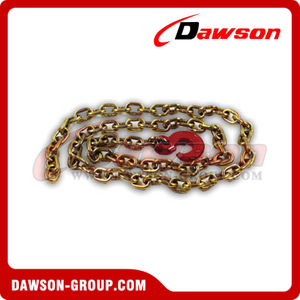 Класс 70 Logging Chain Chokers Domestic-Import / G70 Logging Chain с Clevis Forest Hook
