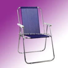 Aluminum folding chair series