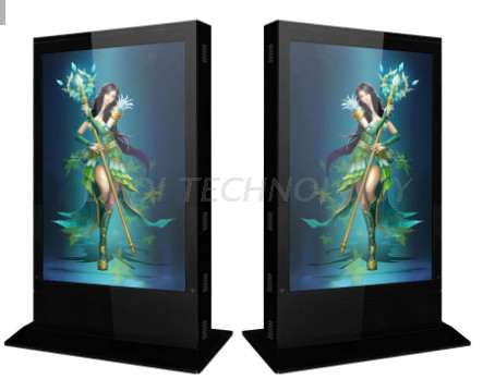 50inch Outdoor LCD video player