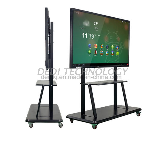 Dedi Made-in -China 65 Inch TFT LCD Interactive Touch Screen TV All in One PC for Meeting