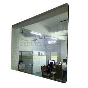 Dedi 43 Inch Wall Mounted Digital Signage Indoor Magic Mirror LCD Display