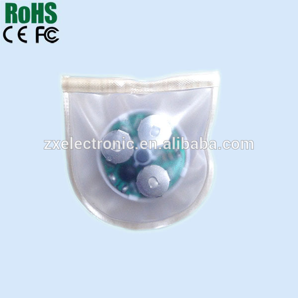 Preloaded Waterproof Voice Module With Squeeze Button