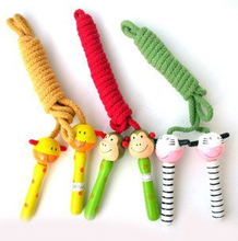 Kids Wooden Skipping Rope