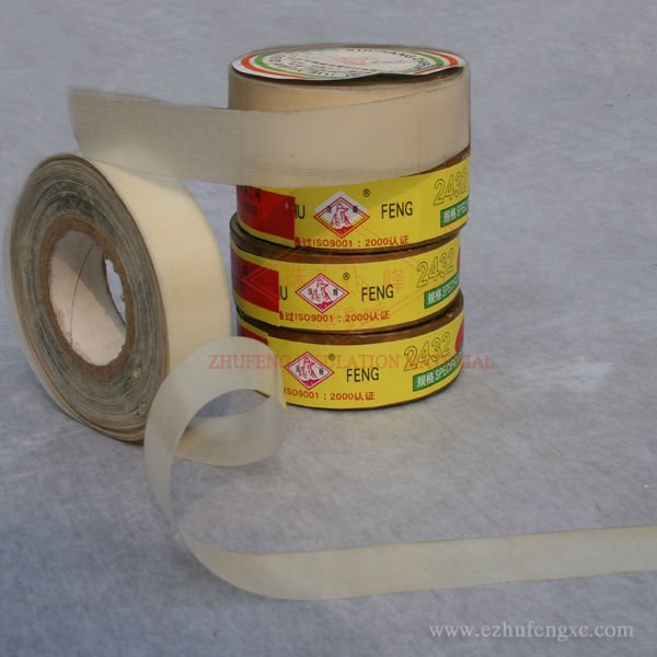 2450 Silicone Varnished Tape