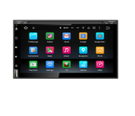 "Anti-Glare 6.95""Android 7.1 Universal Double DIN car stereo players wifi connection,3g internet"