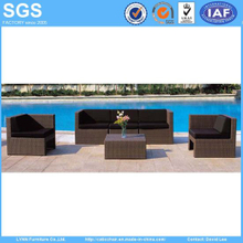 Garden Sofa Set Rattan Furniture for Resort Hotel