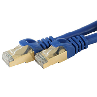 Cat6E RJ45 FTP Patch Cord Cable 1M, 3M, 5M, 10M,15m,20M, 30M