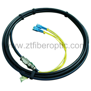 Waterproof Duplex Sc Fiber Optic Pigtail