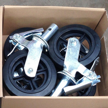 Scaffolding Caster Wheel High Quality for Sale