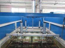 Automatic CNG Cylinder Test Machine