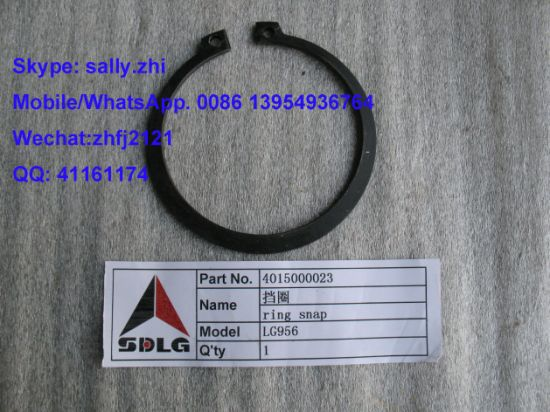 Sdlg Ring Snap 4015000023 for Sdlg Loader LG936/LG956/LG958