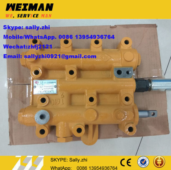 Zf Transmission Control Valve 4120000064 for Sale