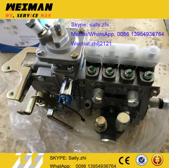 Sdlg Injection Pump 1000185678 / 4110002925025 for Sdlg Backhoe Loader B877