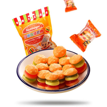 Everyday Hamburger Gummy Candy