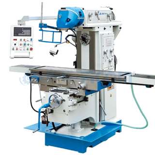 MT 200 / MT 200A Universal Swivel Head Milling Machine