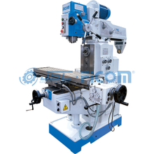 MVH6326 Universal Swivel Head Milling Machine