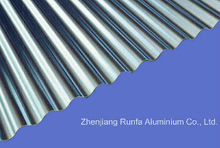 Aluminium Corrugated Sheet Sine Wave