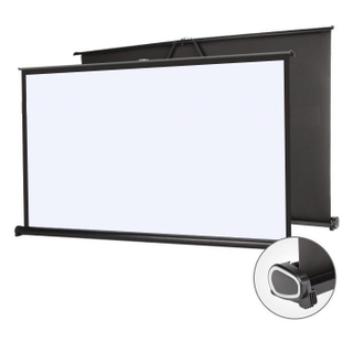 "40"" Portable Projection Screen Tabletop Projector Screen"