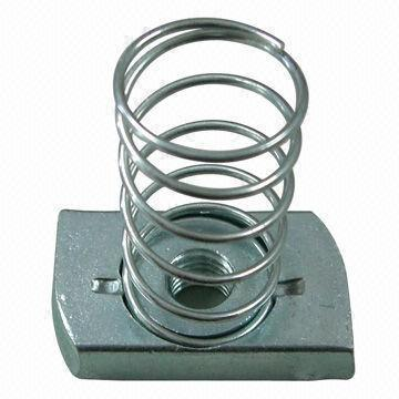 Channel Spring Nut Long Type