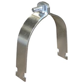 Steel Pipe Strut Clamp for EMT / IMC / Rigid Conduit
