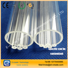 Quartz glass tube for laboratory
