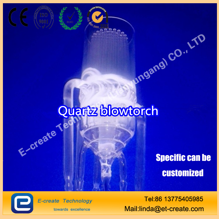 Quartz blowtorch