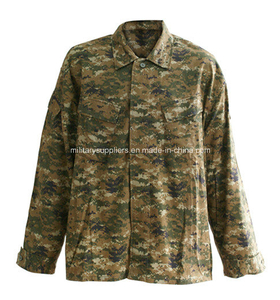 1107 Nylon+Cotton Twill Camouflage Uniform