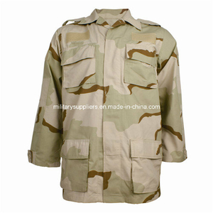 1307 Desert Camouflage Military Uniform