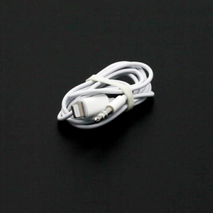 Lightning to 3.5 Aux Audio Wire Control Adapter Cable