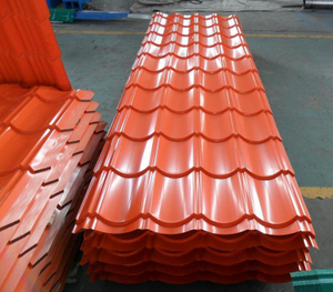 Modern Colored Bond Ibr Corrugated Roofing Sheet