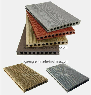 Outdoor Garden, Park, Yard, Balcony Decking Wooden WPC Flooring