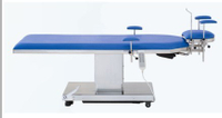 HE-205-1A China Ophthalmic Equipment Ophthalmic Operating Table