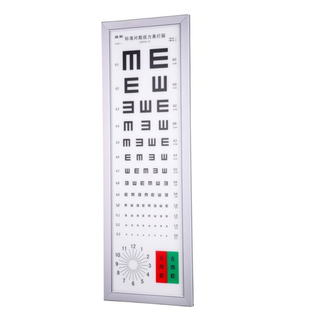 WH 0801 5M led distance visual acuitry chart light box