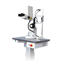 HRS-100 HRS-100A Ophthalmic YAG LASER WITH TABLE