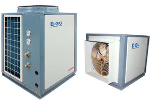 Air Source Heat Pump for Drying Application 12KW
