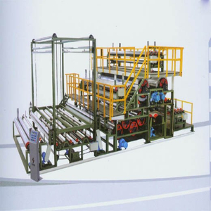 PVC lamination machine - advertising lamphouse fabric lamination machine