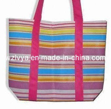 Promotional PP Woven Bag With Intaglio Printing and OPP Film (LYP22)
