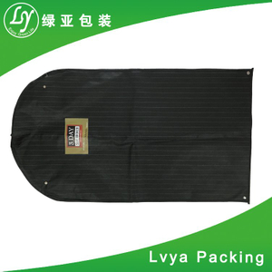 Fancy Printed Cheap Non Woven Fabric Dance Suit Cover Wedding Dress Foldable Custom Garment Bags Wholesale