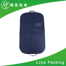Free Sample New Style Recyle OEM&ODM Dress Cover Dustproof Storage Non-woven Suit Garment Bag For Packing