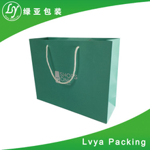Luxury Hot stamping Fancy door gift kraft paper food bag