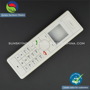 CNC Milled Rapid Prototype for Telephone Mobile Device (PR10070)