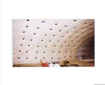 PVC Basement Waterproofing Membrane/PVC Tunnel Waterproofing Membrane